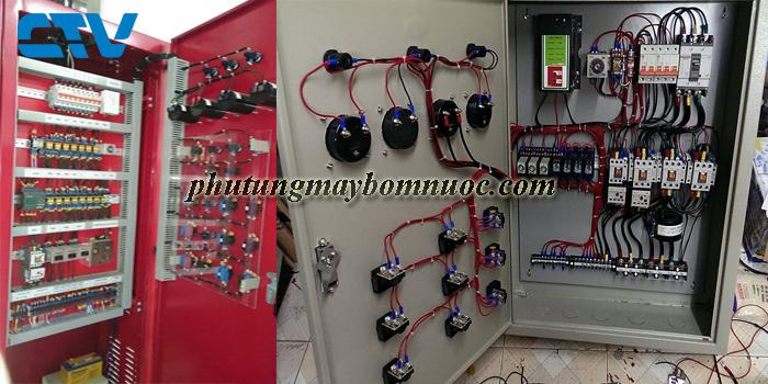 Cung cấp tủ điện cho các hệ thống cứu hỏa