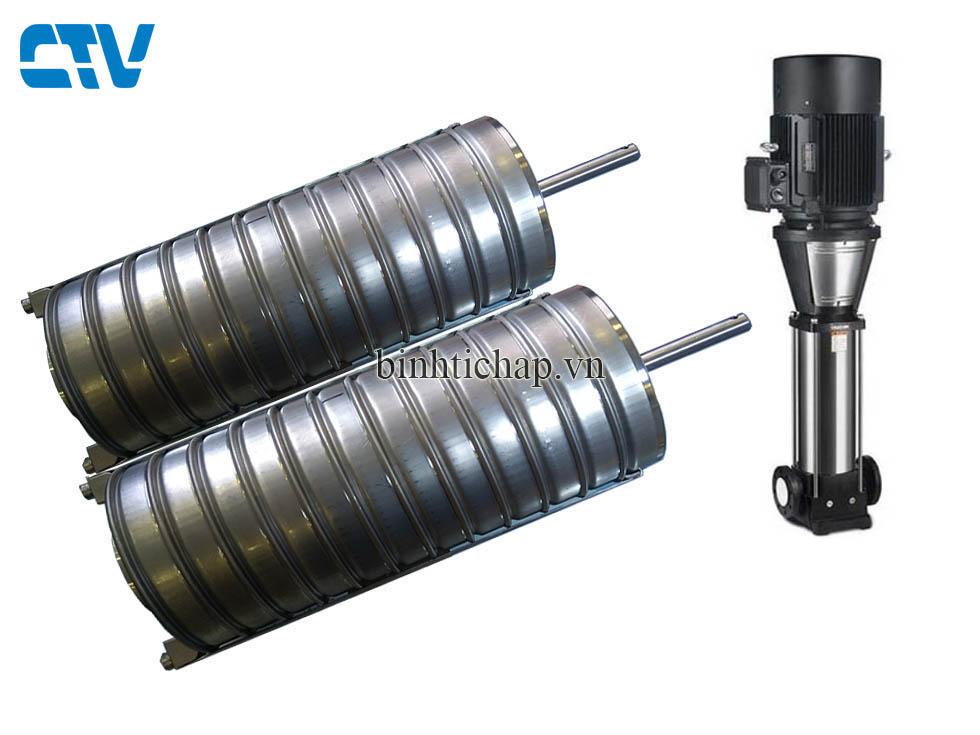 Bộ ruột bơm trục đứng Grundfos CR 32-4-2 (buồng bơm)